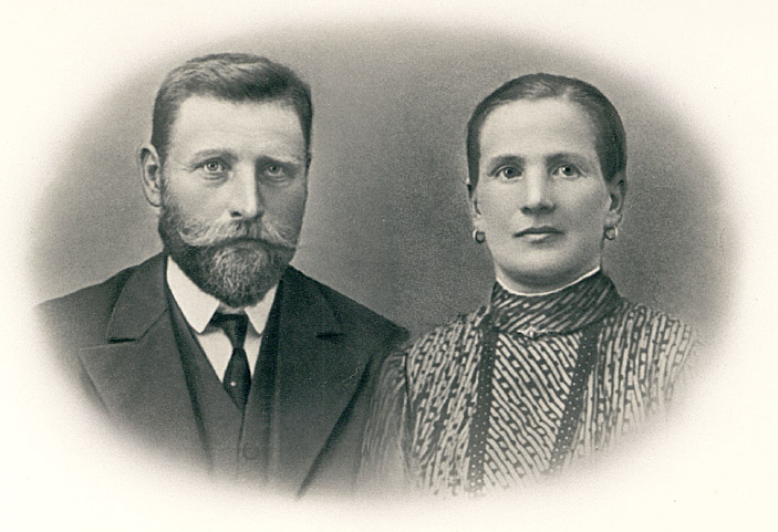 Anders Svensson and Ulla Jonasdotter