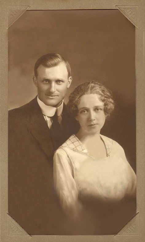 Anton and Hilma Anderson